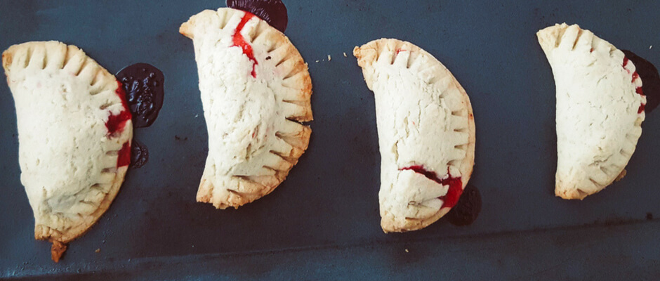 Move over cupcakes. Make room for hand pies.