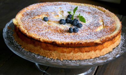 #Zitronencheesecake