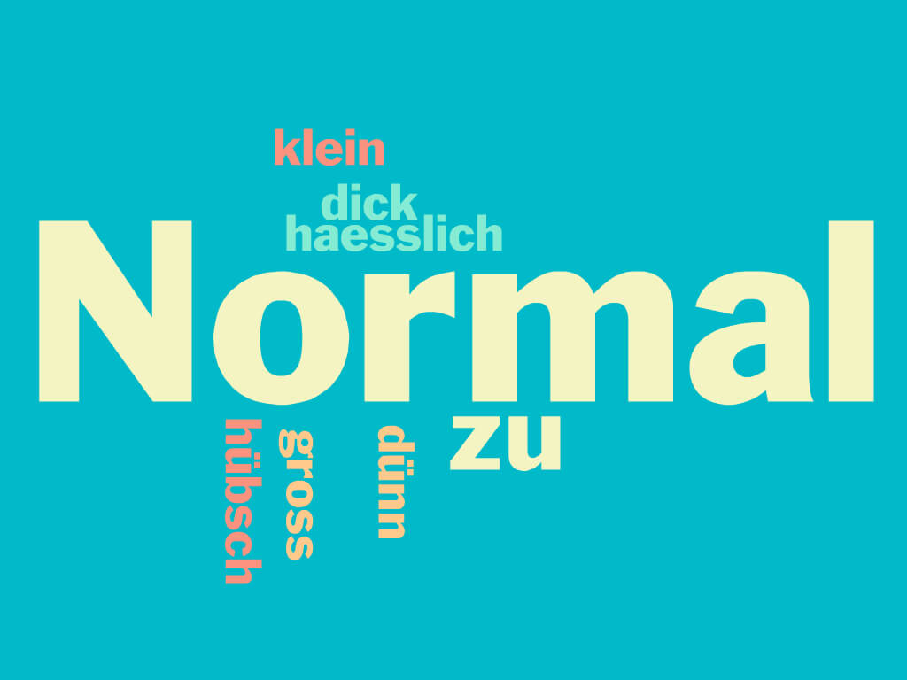 Wordcloud normal