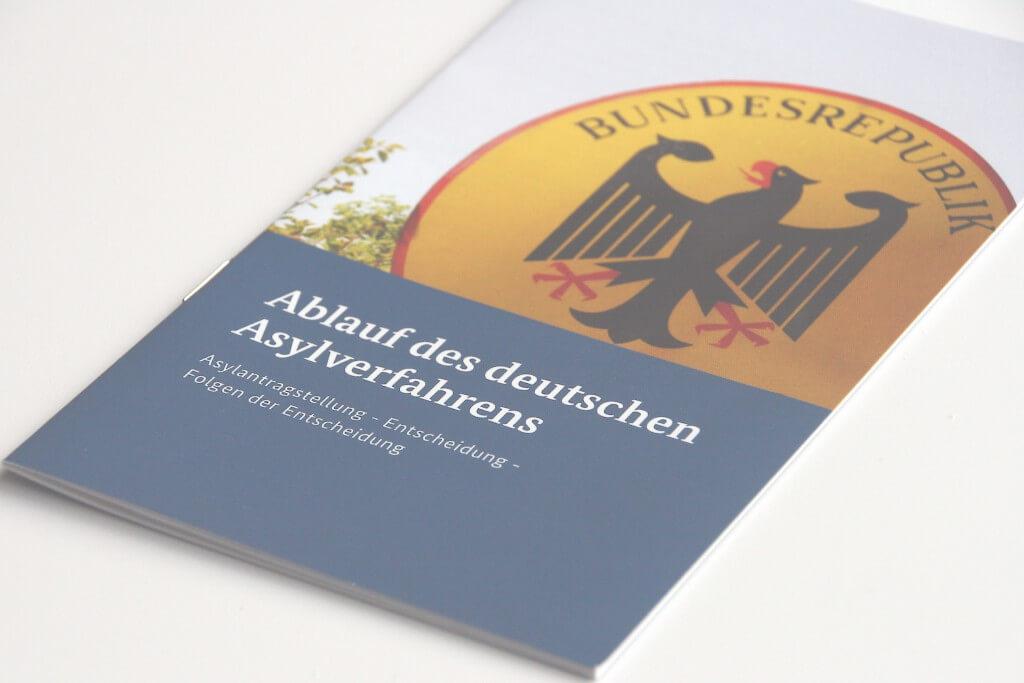 Wie funktioniert der Asylantrag in Deutschland?