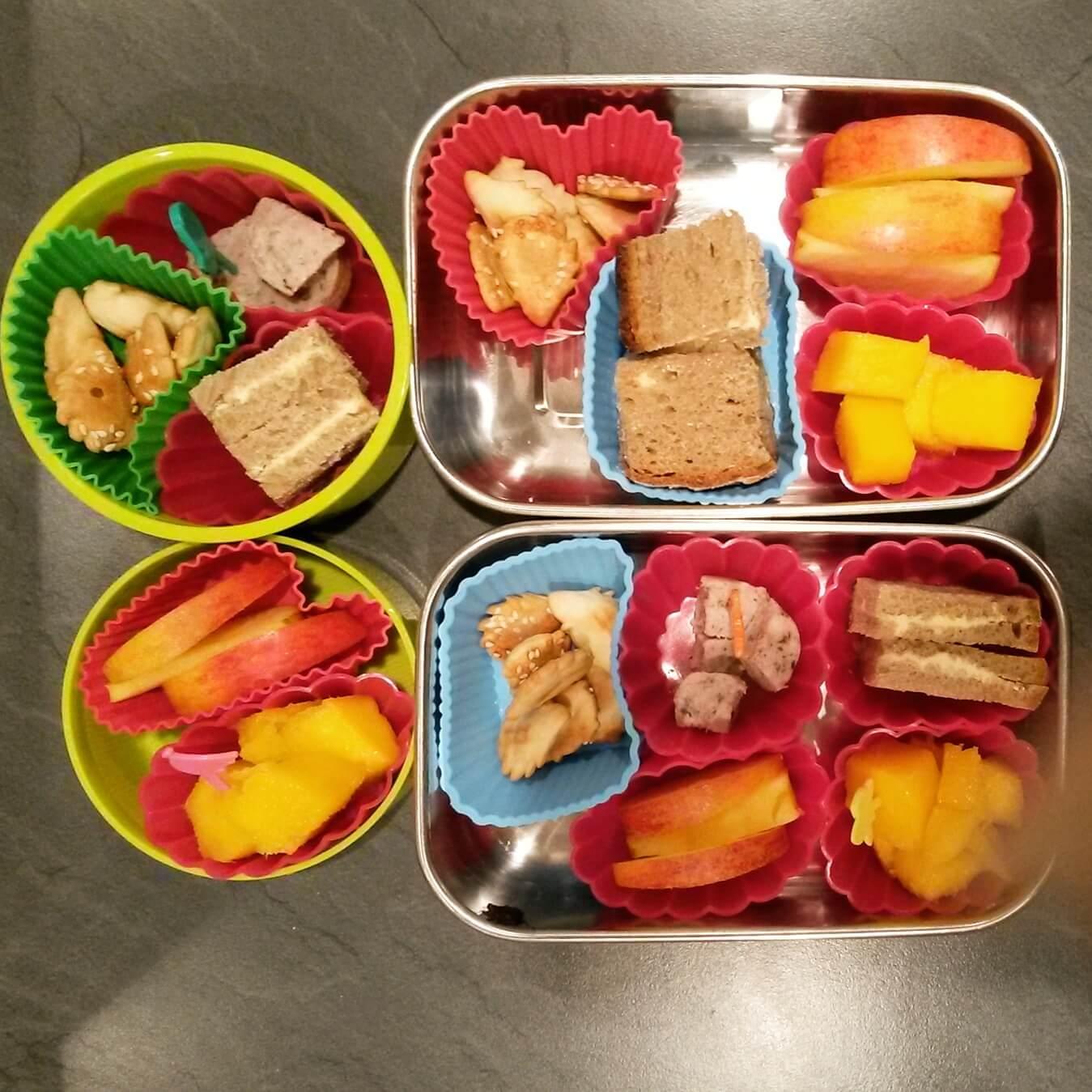 Bentobox für Kinder