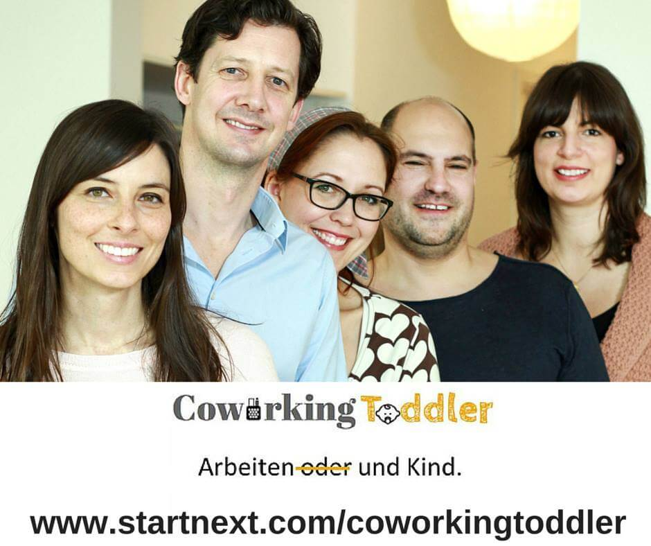 Coworking Toddler
