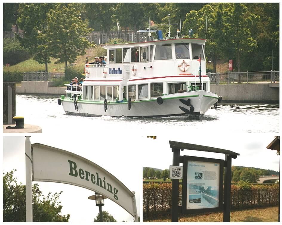 Die Schifffahrt von Berching nach Beilngries war eigentlich für alle geplant ...