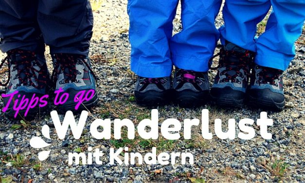 Wandern mit Kindern!