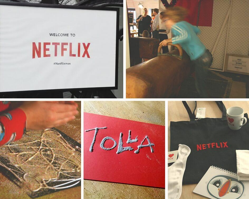 Netflix #netflixmas