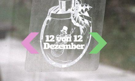 12 von 12 im Dezember 2015