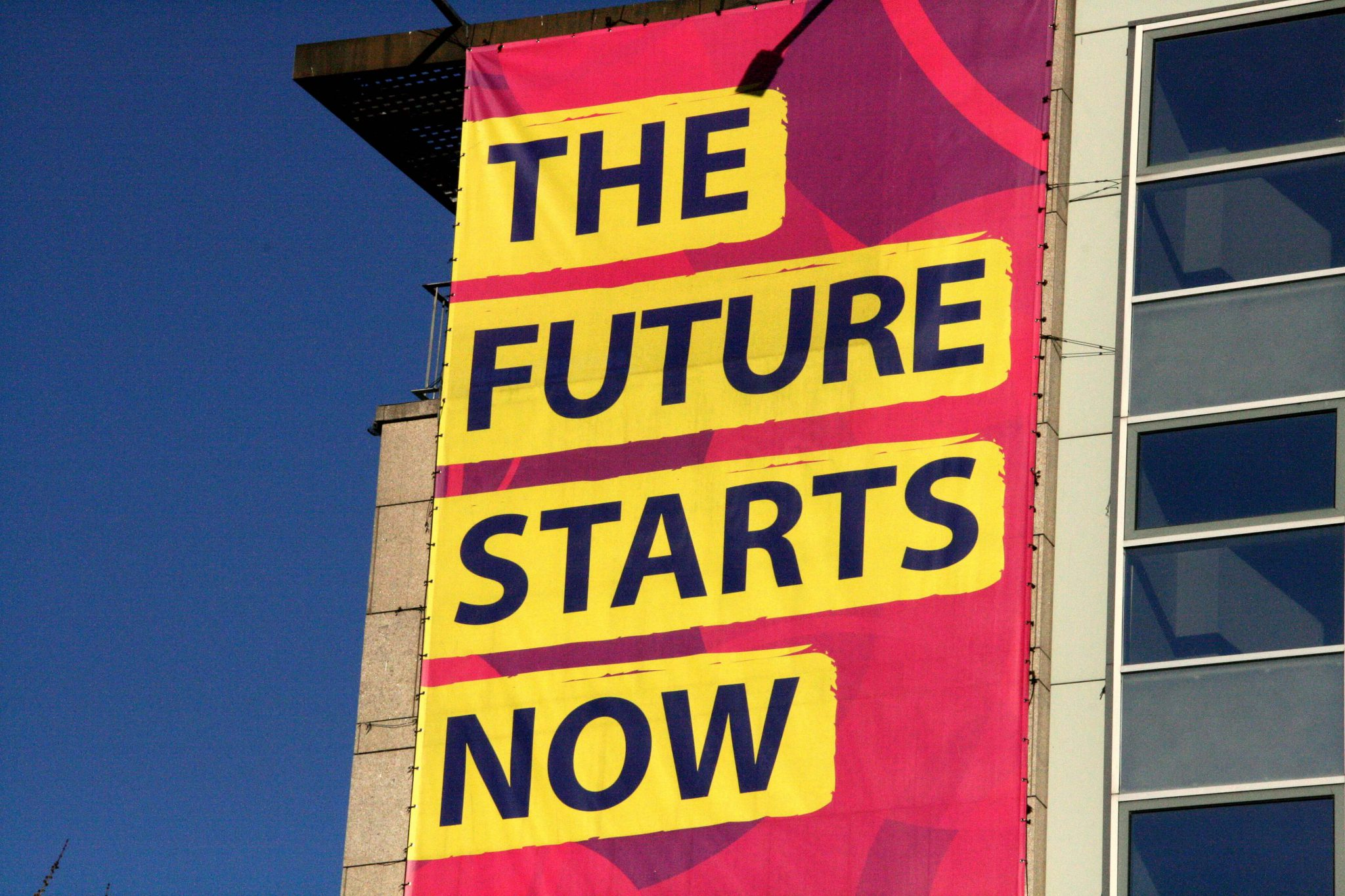 Die Zukunft beginnt jetzt