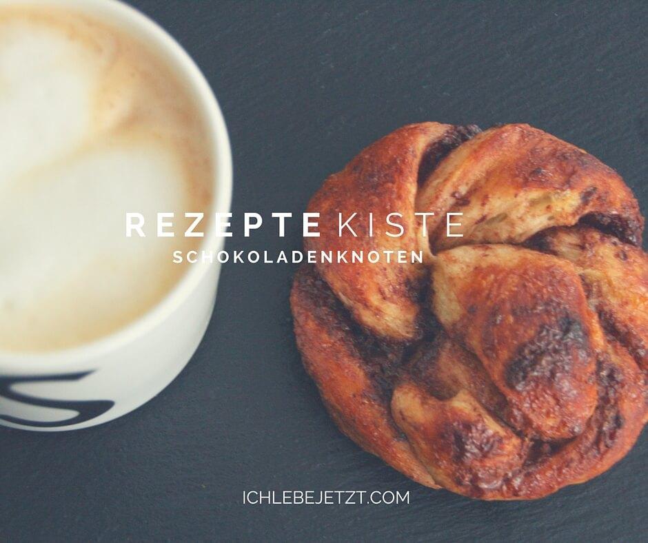 Norwegische Schokoladenknoten
