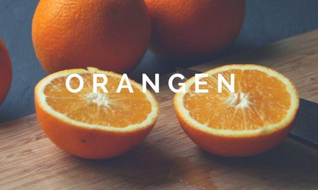 Orangen oder Apfelsinen?- Hauptsache lecker!
