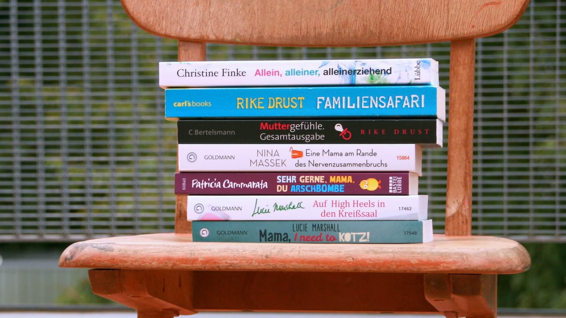 Die Bücher der Elternbloggerinnen