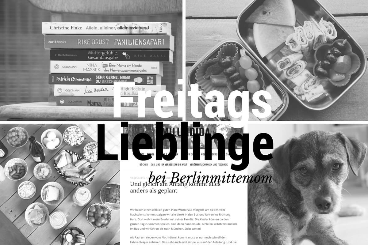 {Essen, Bücher, Kindersicht} 15.7.2016
