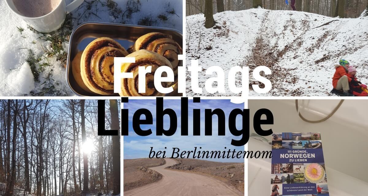 Hefeteig, Schnee und Vorsätze {#1 Freitagslieblinge 2017}