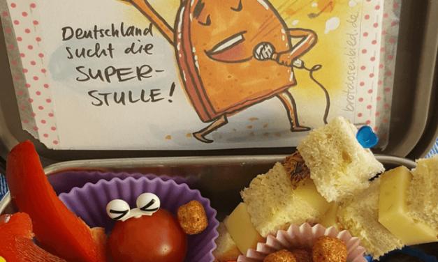 Ideen für die Lunchbox: Das Brotdosenbild
