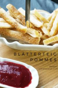 Blätterteig, Apfelmus und Vanillesahne: Das perfekte Dessert.