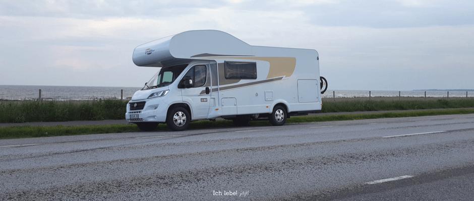 Mit dem Wohnmobil durch Südscheden