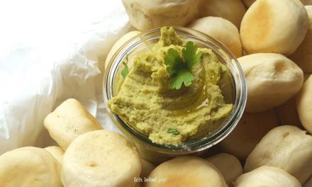 Hummus für Faule – ideal als Tatortsnack