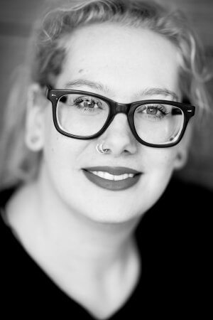 Journalistin und Bloggerin Andrea Zschocher