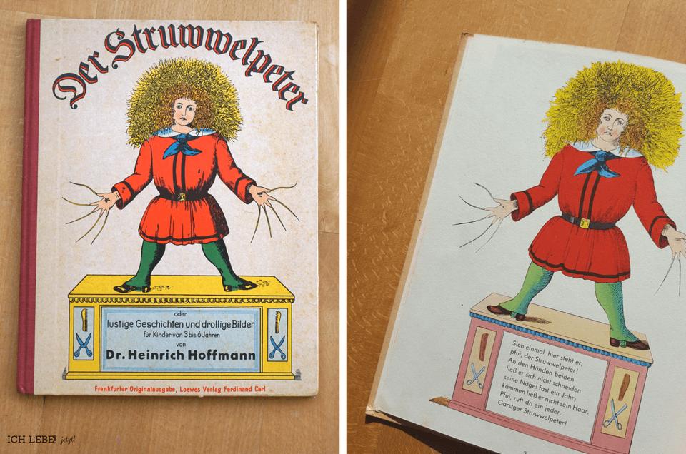 Der Struwelpeter - lustige Geschichten und drollige Bilder für Kinder von 3 bis 6 Jahren, Dr. Heinrich Hoffmann
