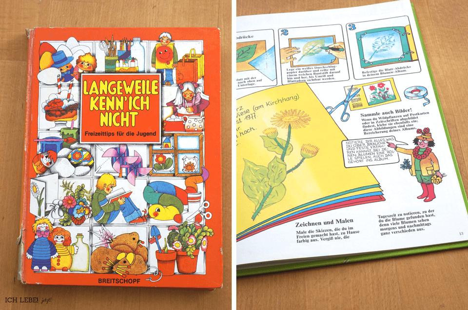 Langeweile kenn' ich nicht - Freizeittips für die Jugend, 1978, Breitschopf Verlag