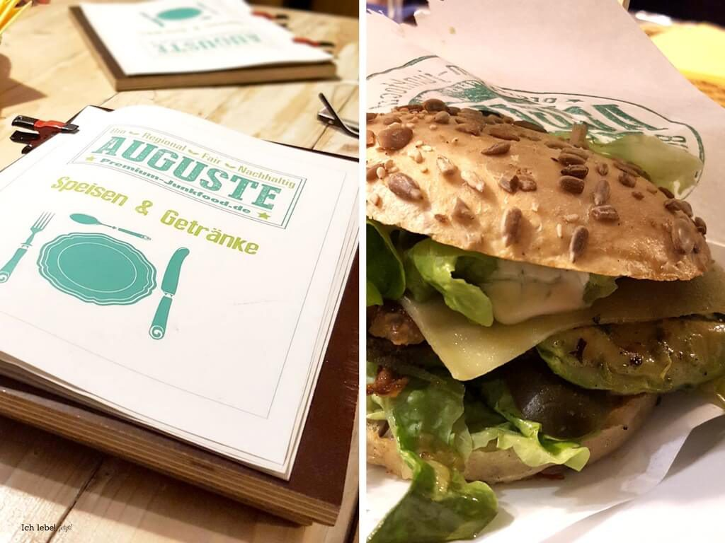Auguste Premium Junkfood Nürnberg