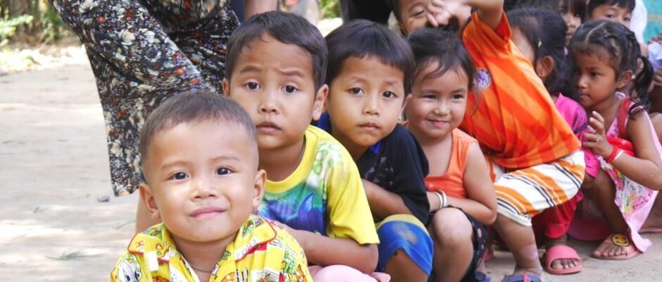 Minimenschlein leonie Lutz in Kambodscha