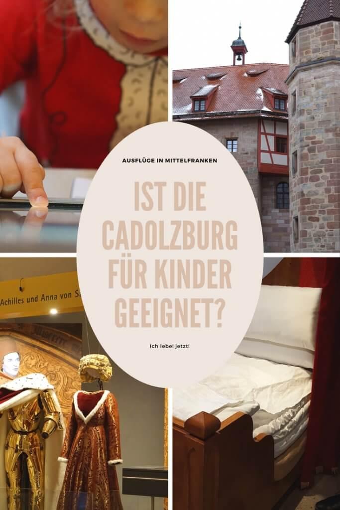 Ist die Cadolzburg für Ausflüge mit Kindern geeignet?