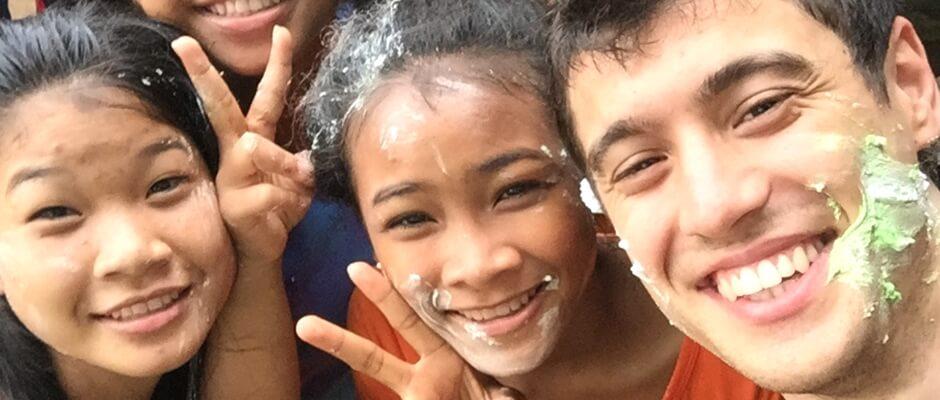 Nachgefragt: Warum engagiert sich Amigo für Kinder in Kambodscha?
