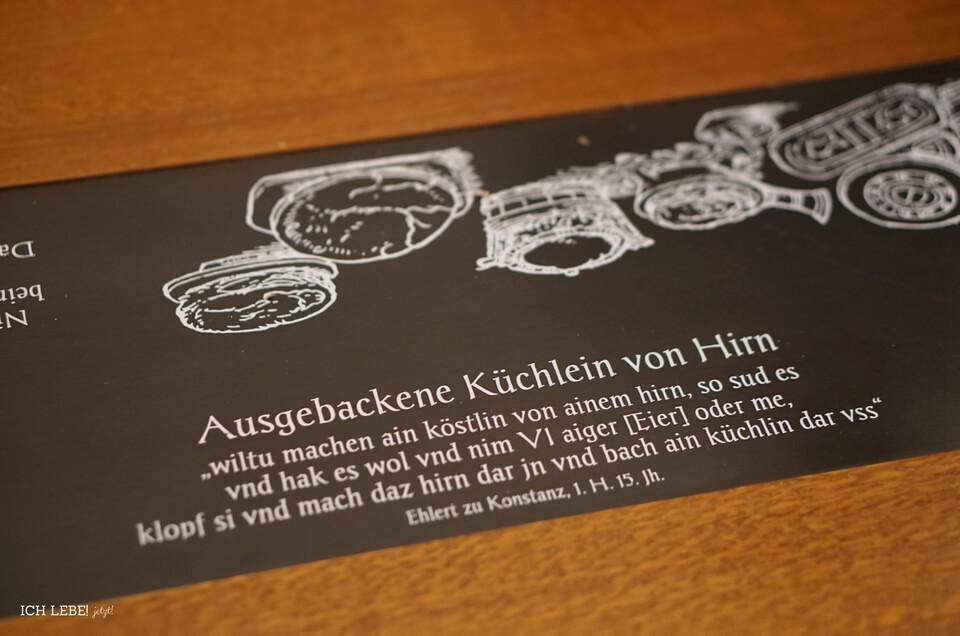 Mittelalterliche Gerichte