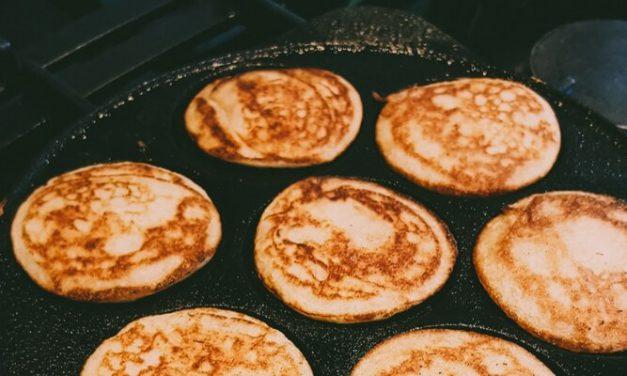 #Pfannkuchenfreitag: Hefepfannkuchen