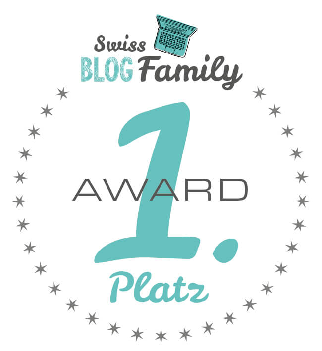 Gewinner des Swissblogfamily Awards 2017