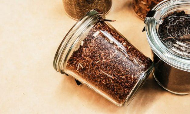Unverpackt einkaufen im Teeladen – Eva Teeplantage {Werbung}