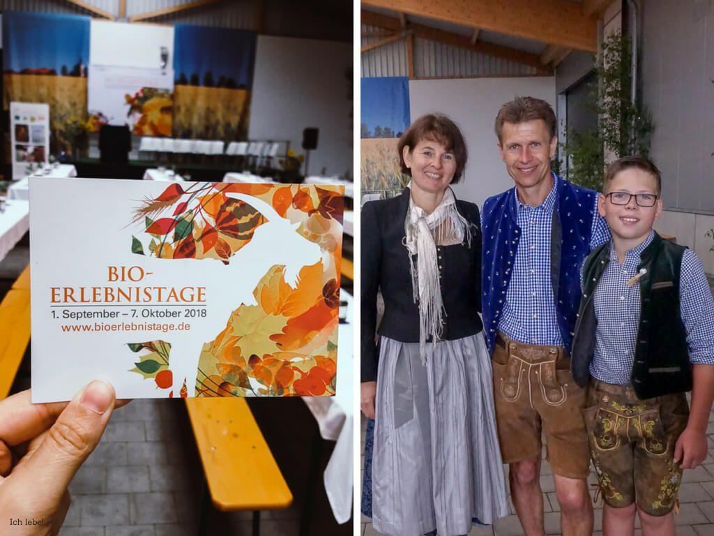 Familie Hatzl vom Hatzlhof in Olching