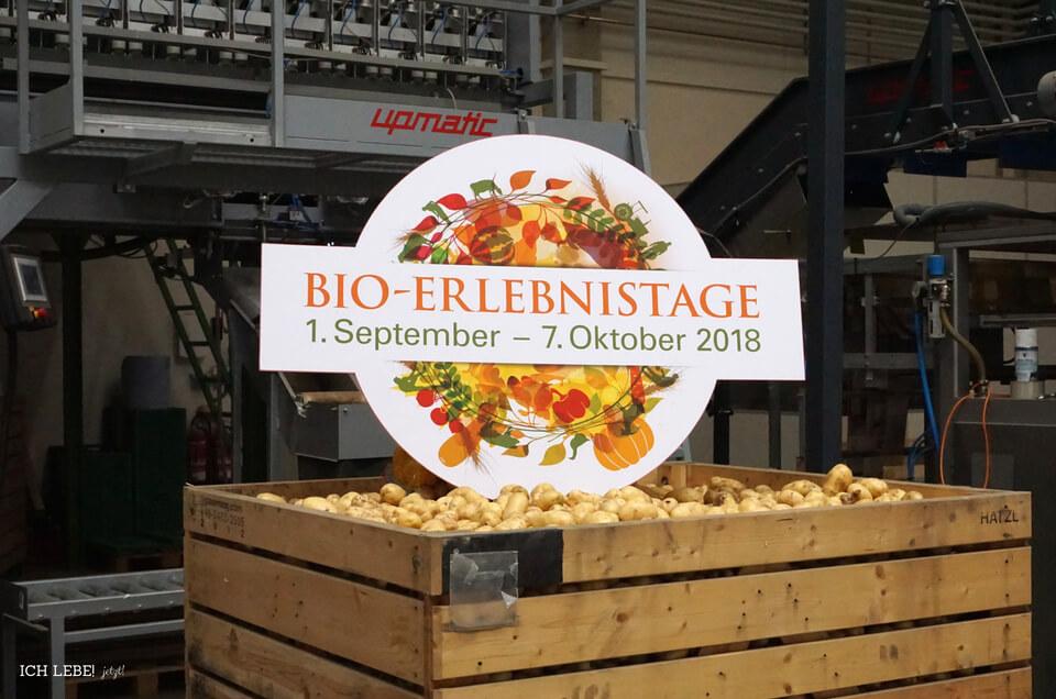 Bio Erlebnsitage Bayern 2018 September Oktober