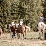 Bio Erlebnsitage - Der berittene Cowboydienstag