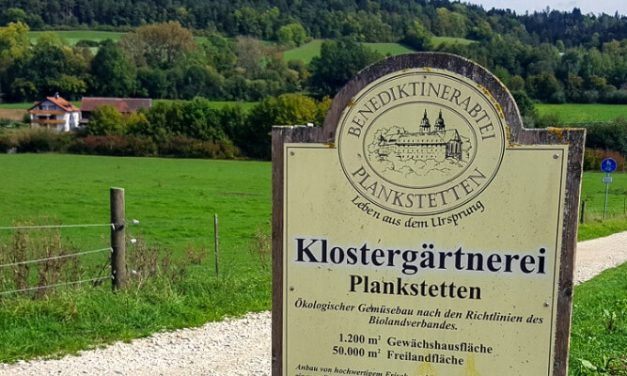 Bio-Erlebnistage- Klostergärtnerei Plankstetten