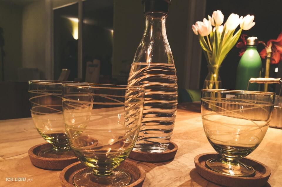 Getränke für den Norwegischkurs