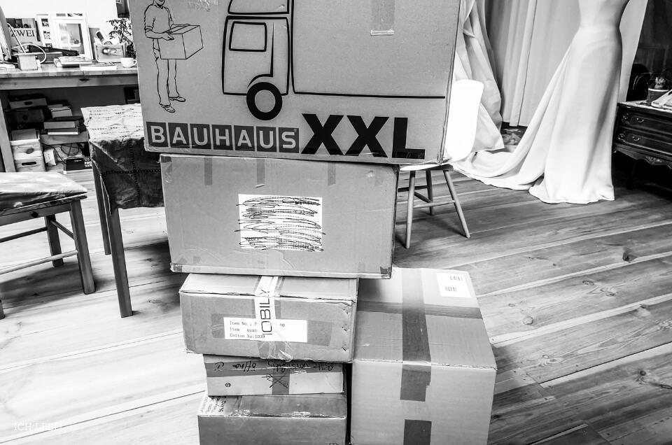 Paketannahme
