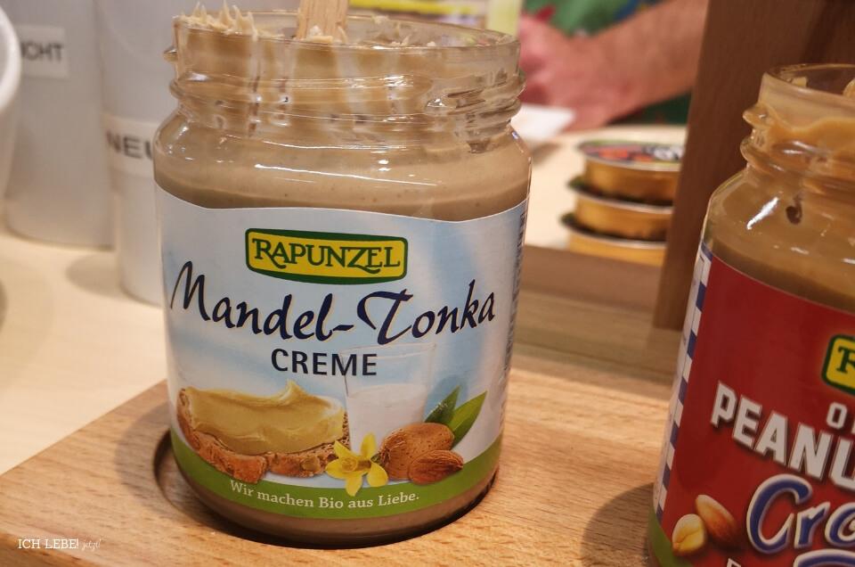 Mandel Tonka Creme von Rapunzel