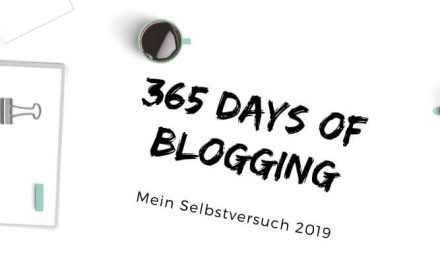 365 days of Blogging– 36
