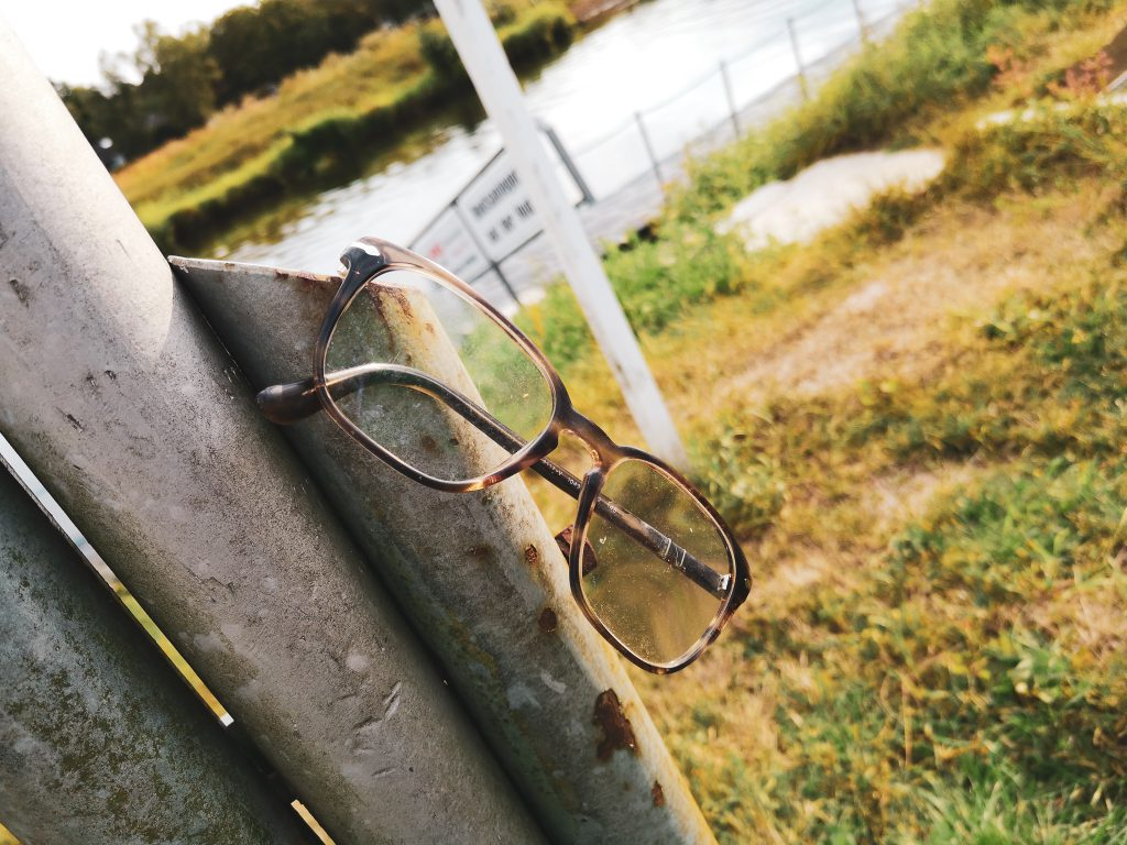 Verlorene Brille