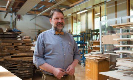 Nachhaltigkeit in Franken: Die Möbelmacher