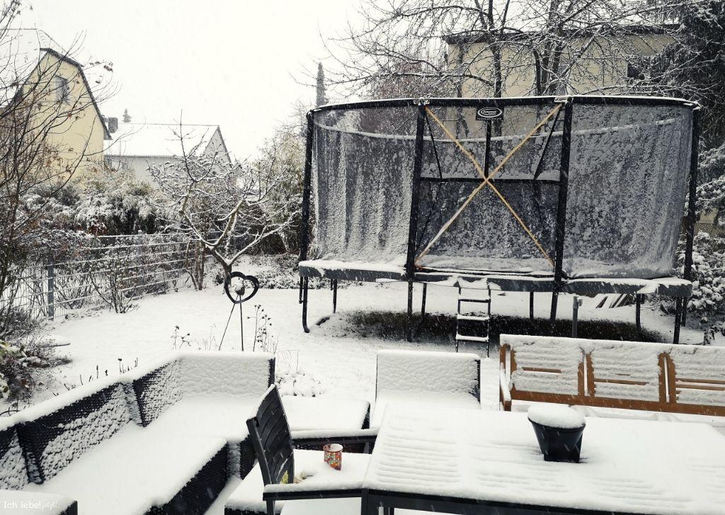 Schneeiger Ausblick