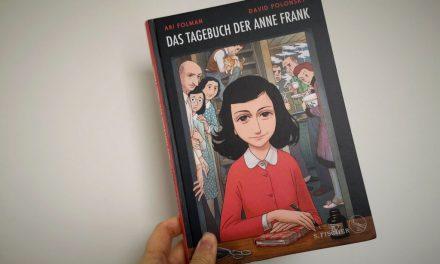 Anne Frank – Graphic Novel (Rezension)