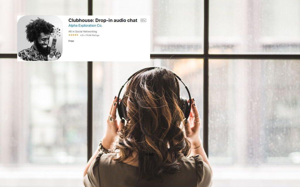 Clubhouse – eine neue App spaltet das Internet