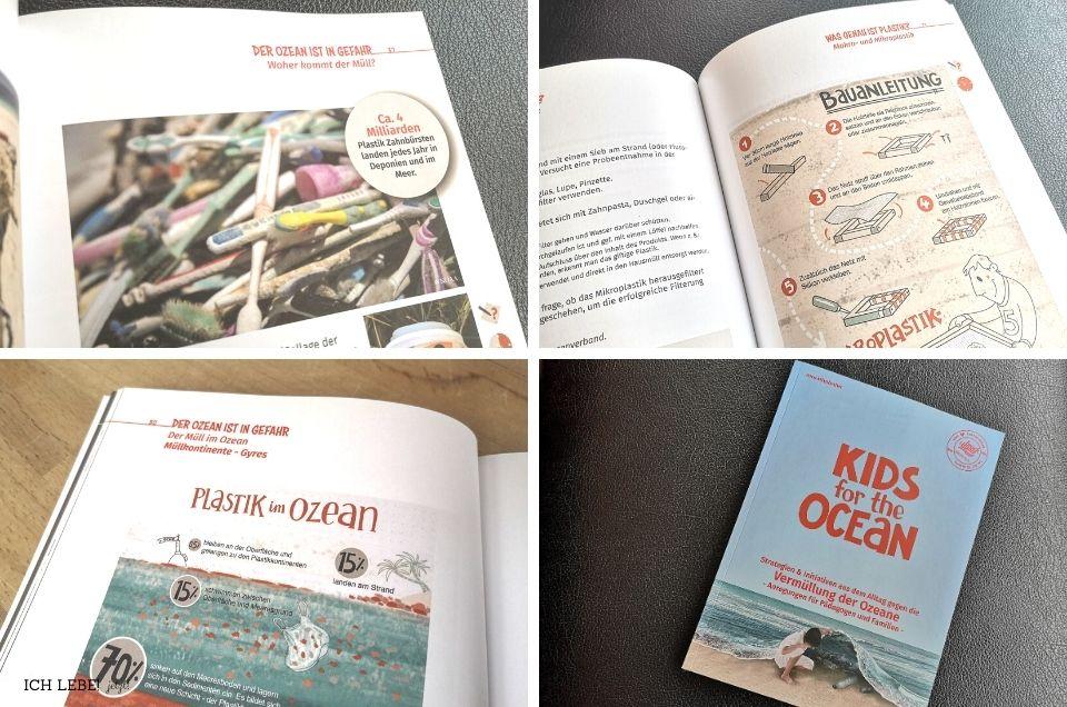 Inhalte aus dem Buch Kids for the Ocean