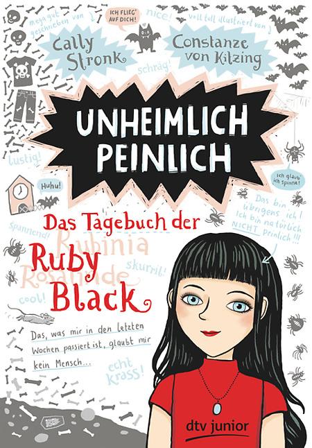 Unheimlich peinlich, das Tagebuch der Ruby Black