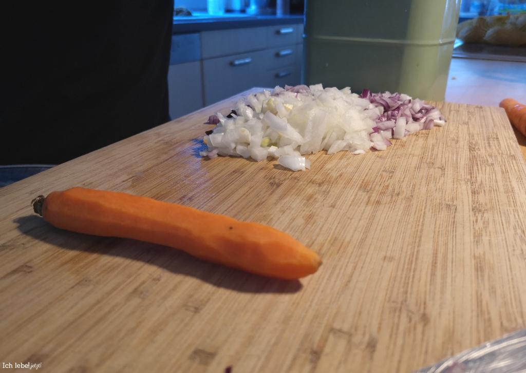 Essen vorbereiten